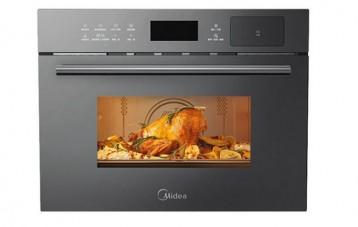 美的Midea嵌入式蒸烤箱一体机