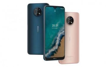 诺基亚 NOKIA G50 双模 5G 手机