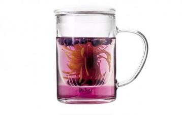 Plazotta 茶水分离玻璃杯